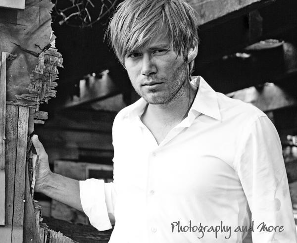 Portrait black and white  / CT portrait photography