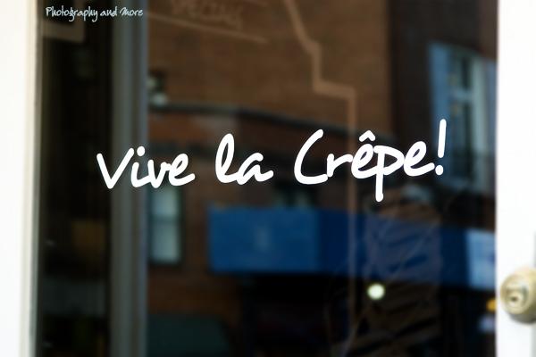 Vive la Crepe - NYC and CT photographer