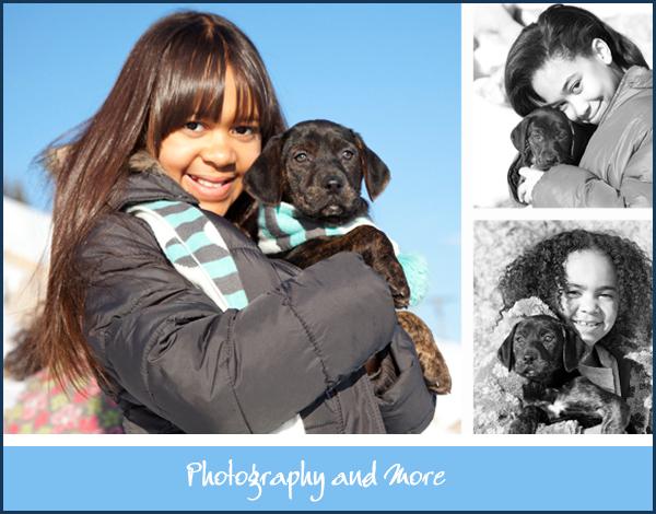 children with puppies / children photography connecticut
