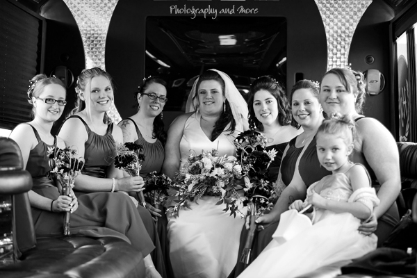 Bridal party | CT wedding photographer