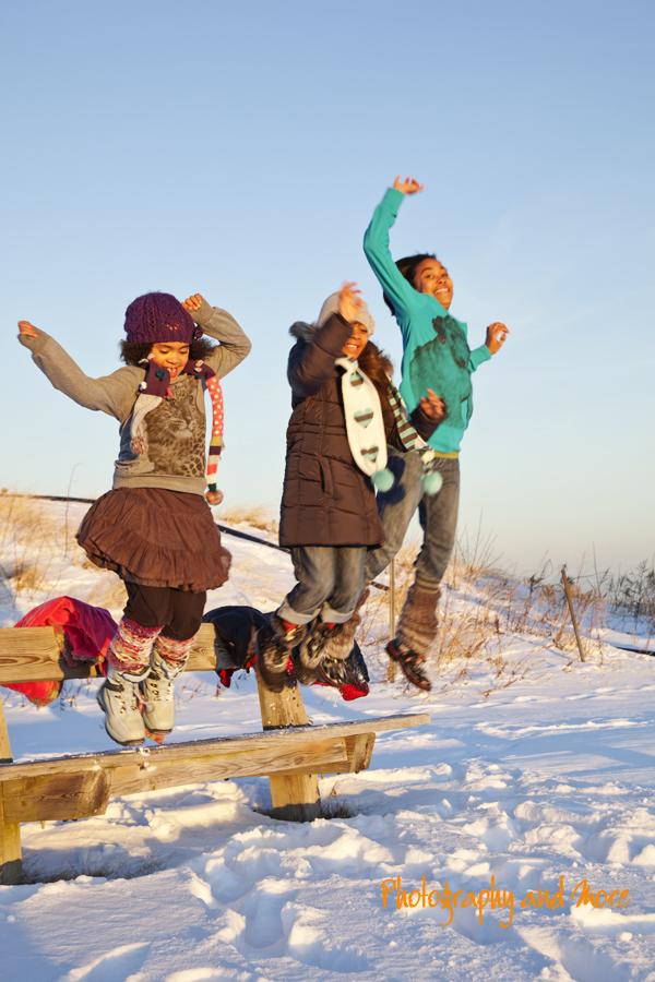 children jumping | CT kid photographer