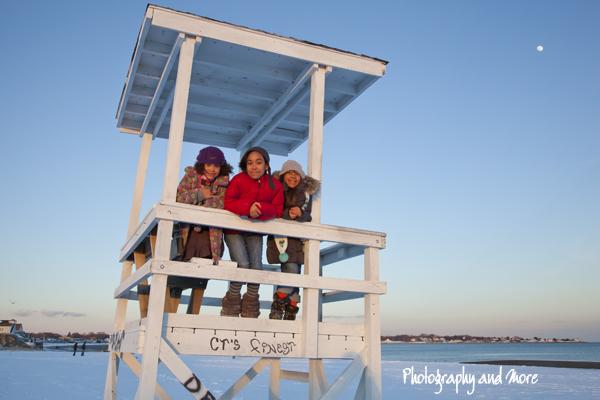 nice view - 3 girls | CT children photographer